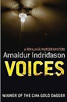 Voices (Inspector Erlendur #5)
