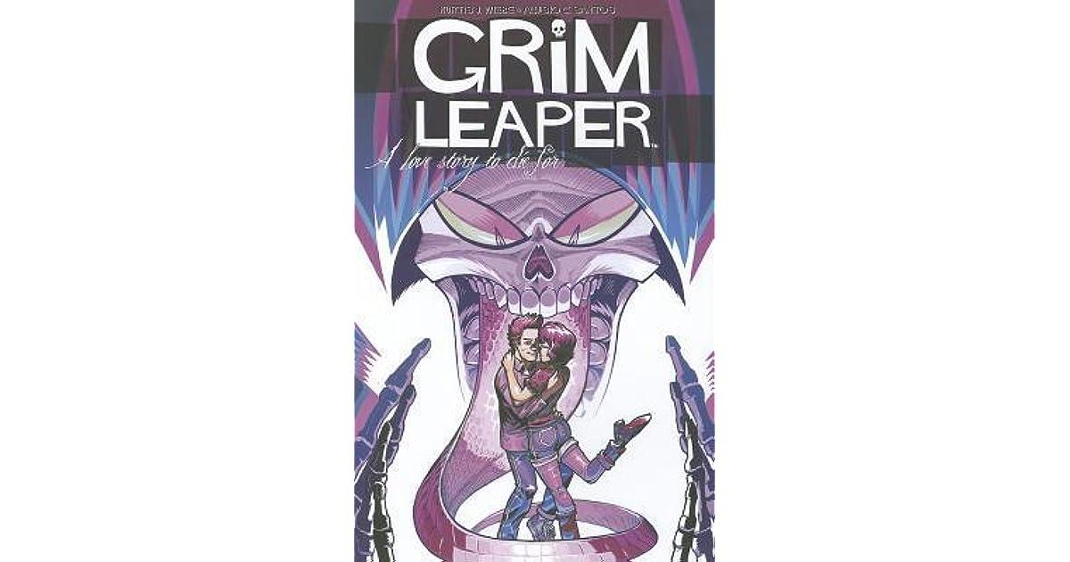 Grim leaper by kurtis j wiebe fandeluxe Choice Image