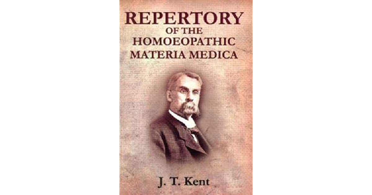 Repertory of the Homoeopathic Materia Medica and a Word