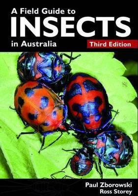 Image result for book cover a field guide to insects of australia