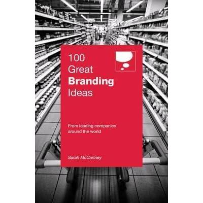 100 GREAT BRANDING IDEAS EBOOK