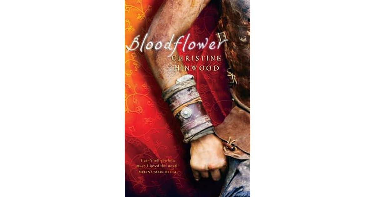 Oliviasbooks Wonderland Germanys Review Of Bloodflower