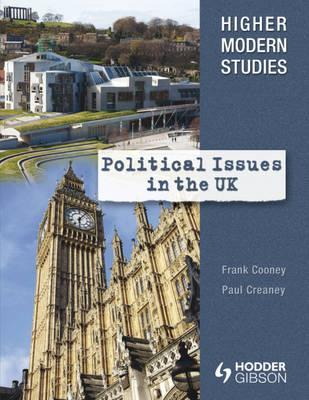 Higher Modern Studies. Political Issues in the UK