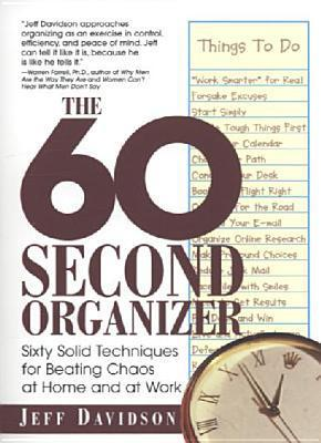 60-Second-Organizer-Sixty-Solid-Techniques-for-Beating-Chaos-at-Work-2nd-Edition