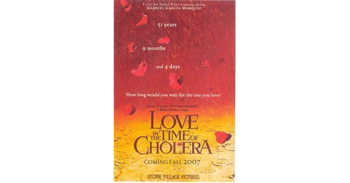 Love In The Time Of Cholera: A Portrait Of The Film By