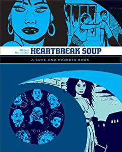 Heartbreak Soup (Luba and Palomar, #1)