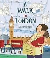 A Walk in London. by Salvatore Rubbino