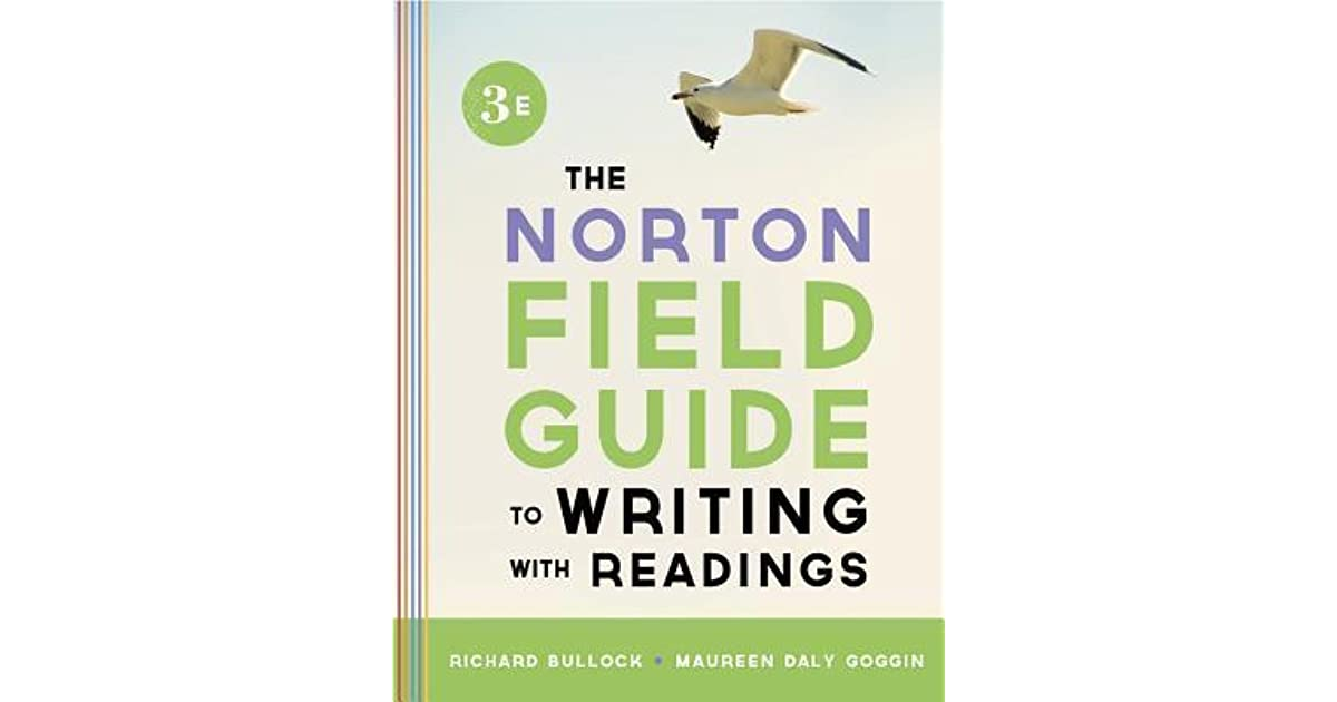Norton field guide to writing answers