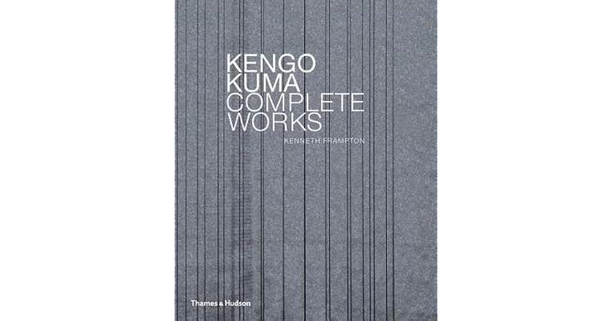 Kengo Kuma Book
