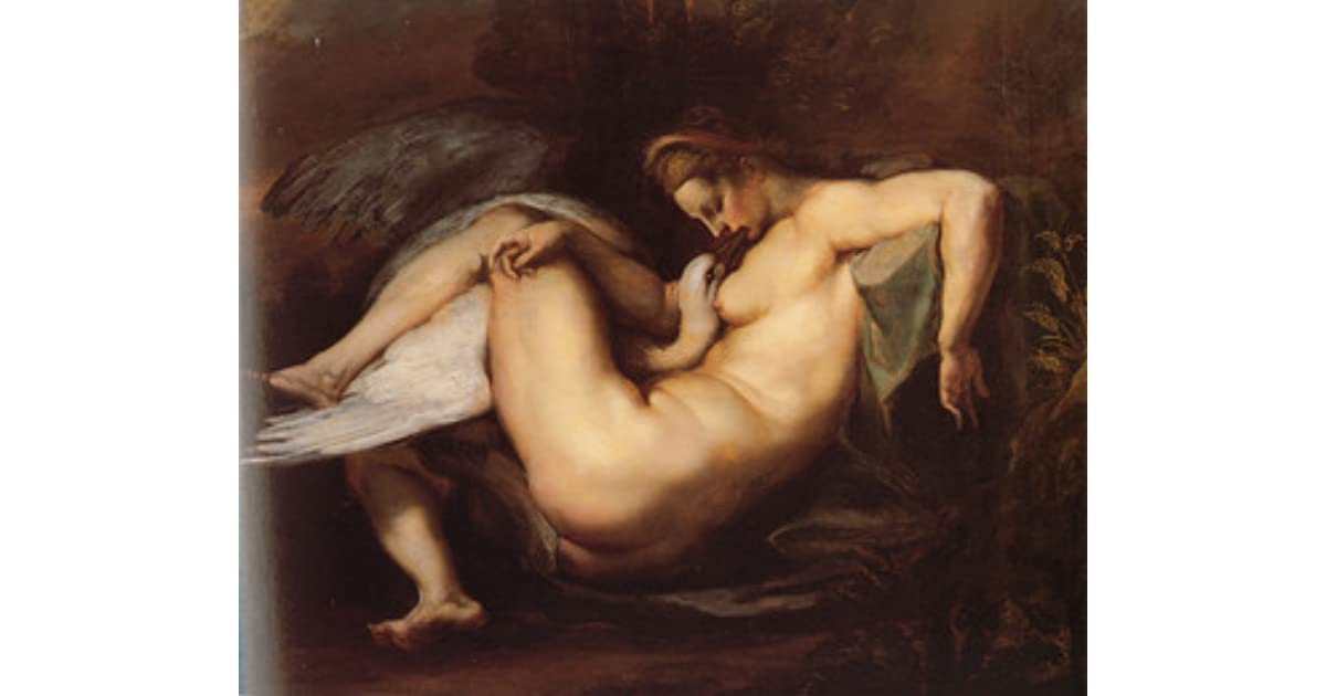 the story of zeus in leda and the swan by william butler yeats Brief summary of the poem leda and the swan leda and the swan by william butler yeats home / the speaker wonders if leda acquired any of zeus.