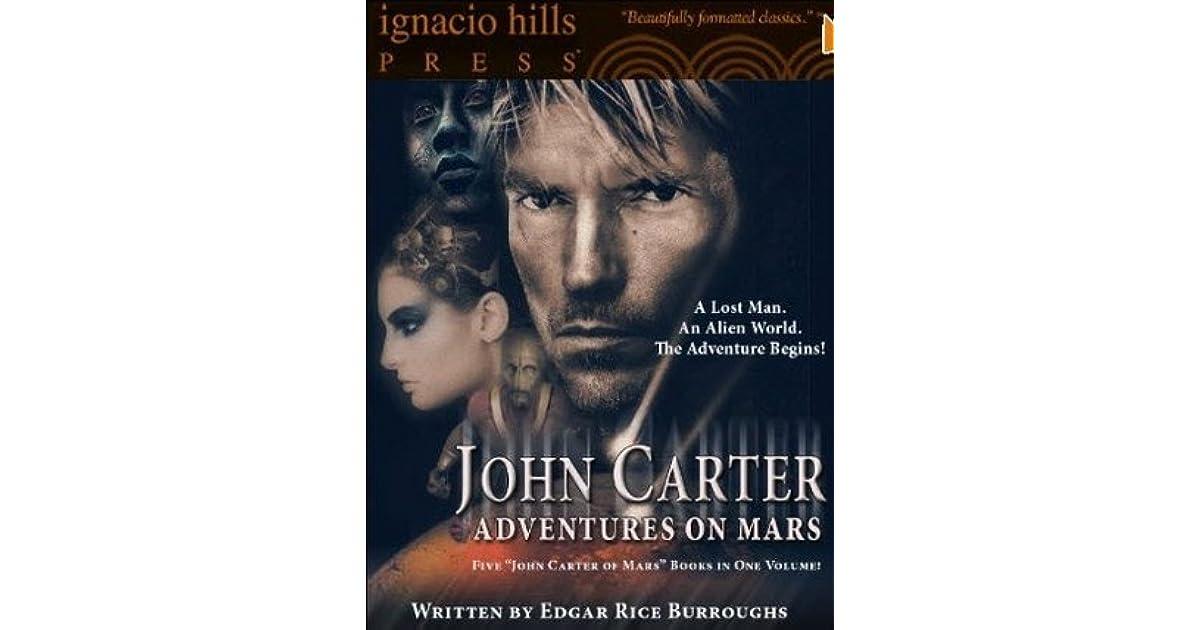 John Carter Adventures On Mars By Edgar Rice Burroughs