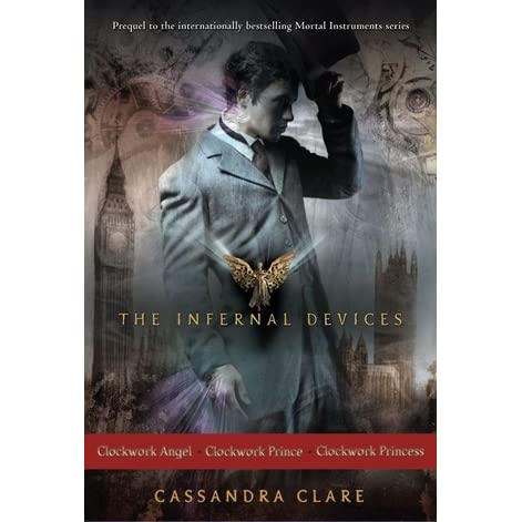 The Infernal Devices Clockwork Prince Pdf