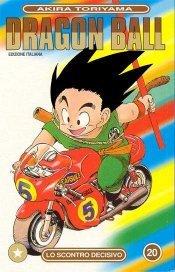 Dragon Ball, Vol. 20