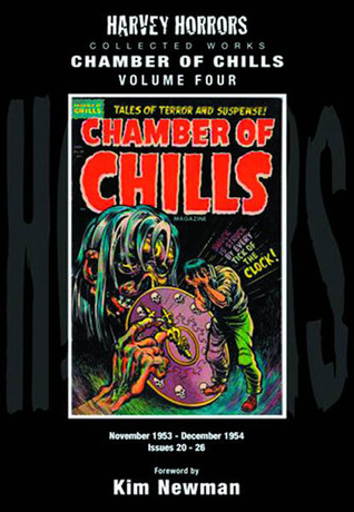 Harvey Horrors Collected Works: Chamber of Chills, Vol. 4