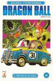 Dragon Ball, Vol. 45