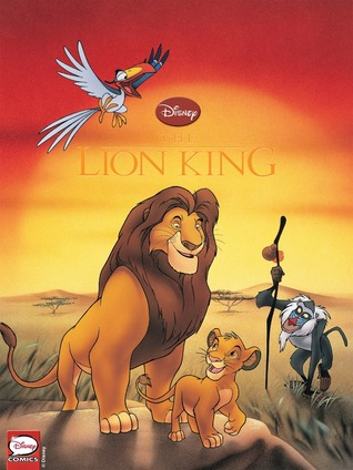 The Lion King - Comic Book