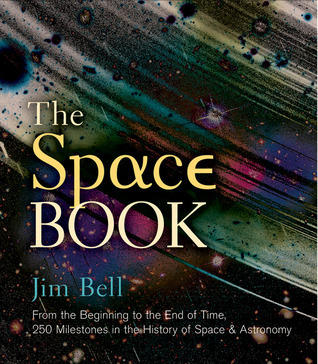 Book cover THE SPACE BOOK (From the Beginning to the