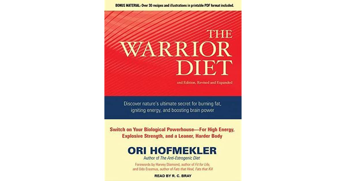 Warrior Diet Pdf