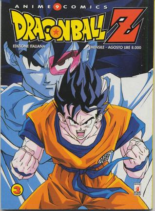 Dragon Ball Z Anime Comics, Vol. 3