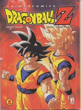 Dragon Ball Z Anime Comics, Vol. 5