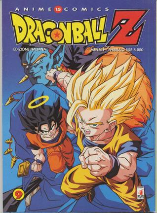 Dragon Ball Z Anime Comics, Vol. 9