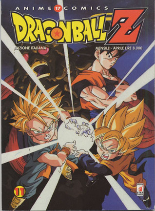 Dragon Ball Z Anime Comics, Vol. 11