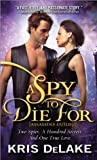 A Spy To Die For (Assassins Guild, #2)