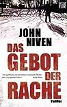 Das Gebot der Rache by John Niven