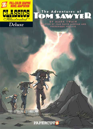 The Adventures of Tom Sawyer (Graphic Novel 4)