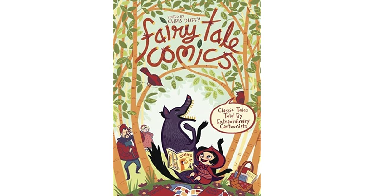 a review of the classic tale little red riding