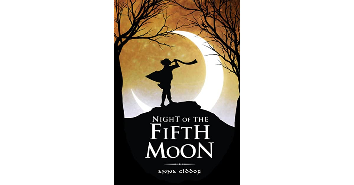 night of the fifth moon ciddor anna