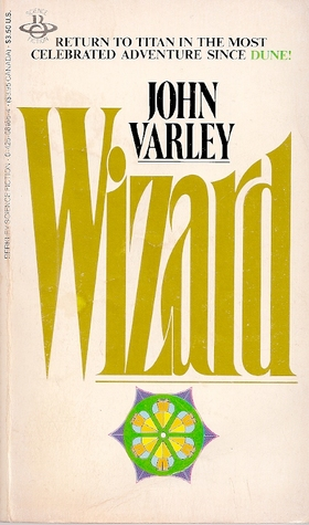 book cover for Wizard