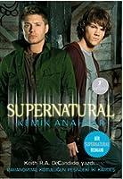 Kemik Anahtar (Supernatural, #3)