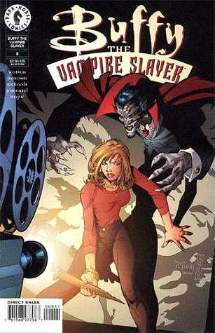 Buffy the Vampire Slayer #8 (Buffy Comics, #8)