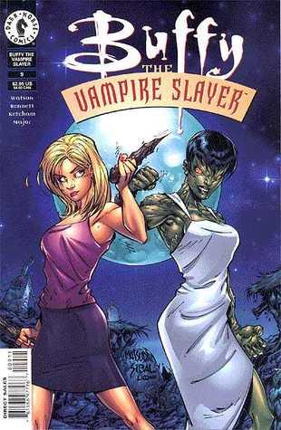 Buffy the Vampire Slayer #9 (Buffy Comics, #9)
