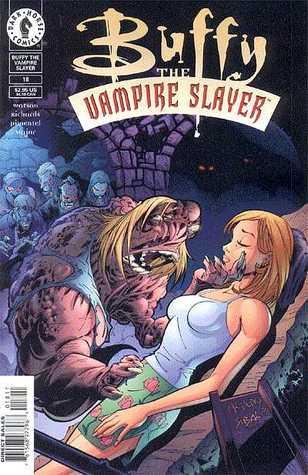 Buffy the Vampire Slayer #18 (Buffy Comics, #18)