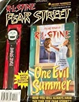 One Evil Summer: Fear Street (Blister Pack With Watch)