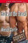 Back At the Ranch (Cowboy Games, #2)