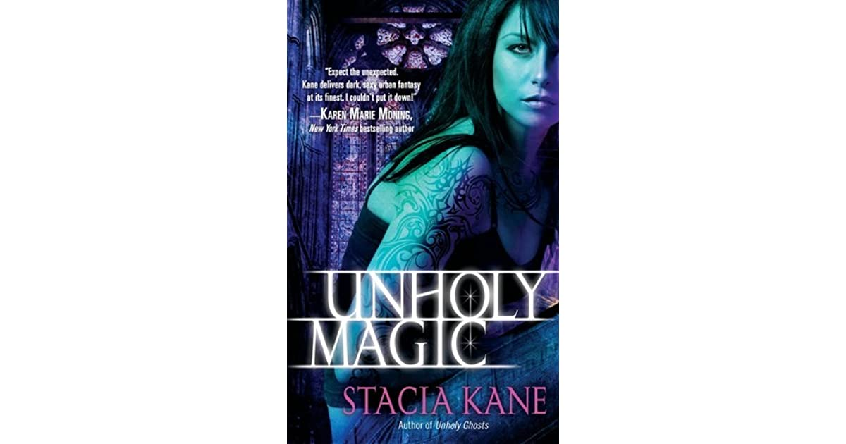 Read More From Stacia Kane