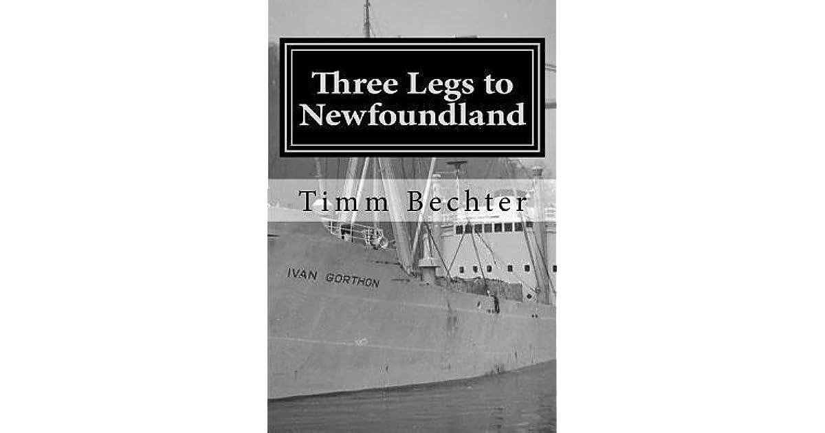 Three Legs to Newfoundland