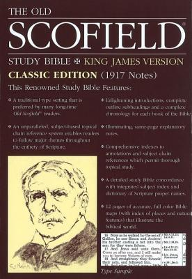 Study Bible KJV - Scofield Reference Bible by Anonymous
