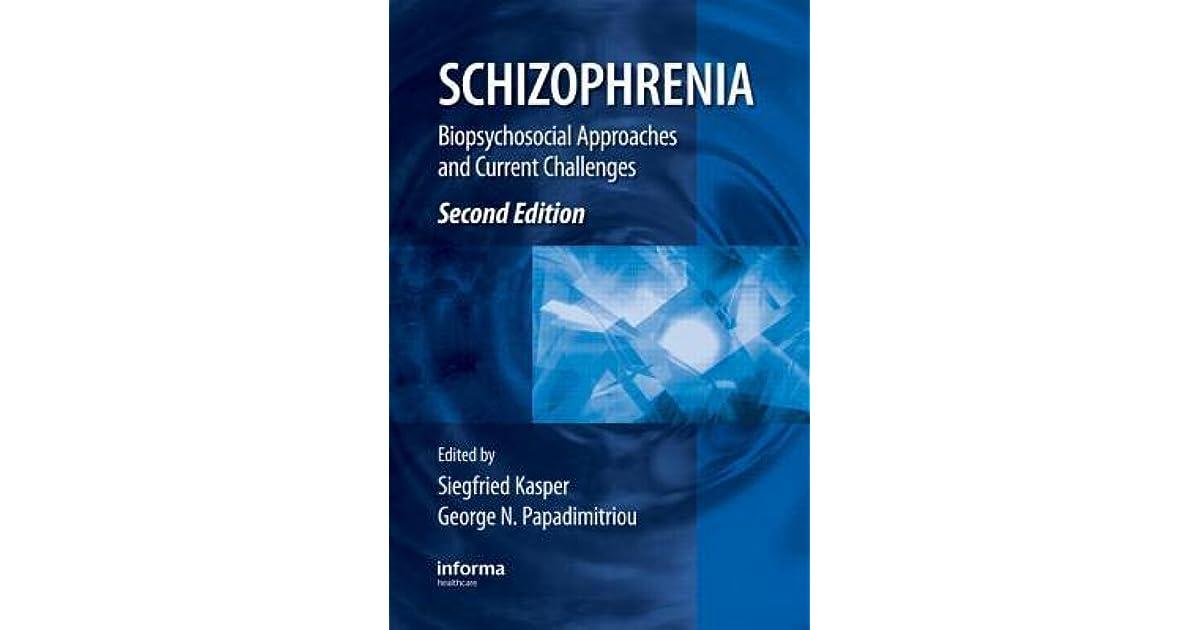 biopsychosocial approach to schizophrenia