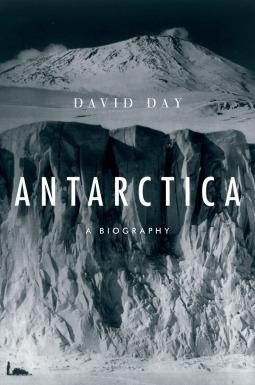 Antarctica by David  Day