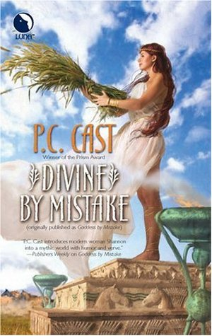 Divine By Mistake (Partholon, #1) by P C  Cast