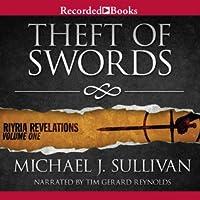 Theft of Swords (The Riyria Revelations, #1-2)