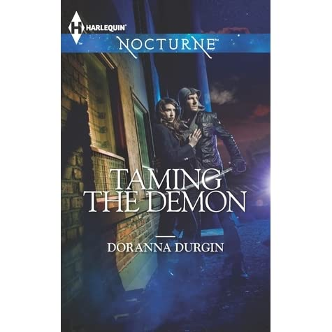 Taming the Demon (Demon Blade #1) by Doranna Durgin