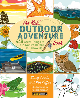 The kids outdoor adventure