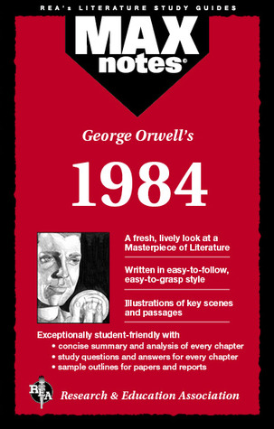 George Orwell's 1984 (REA's Literature Study Guides)