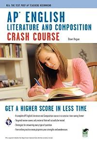 AP® English Literature  Composition Crash Course Book + Online