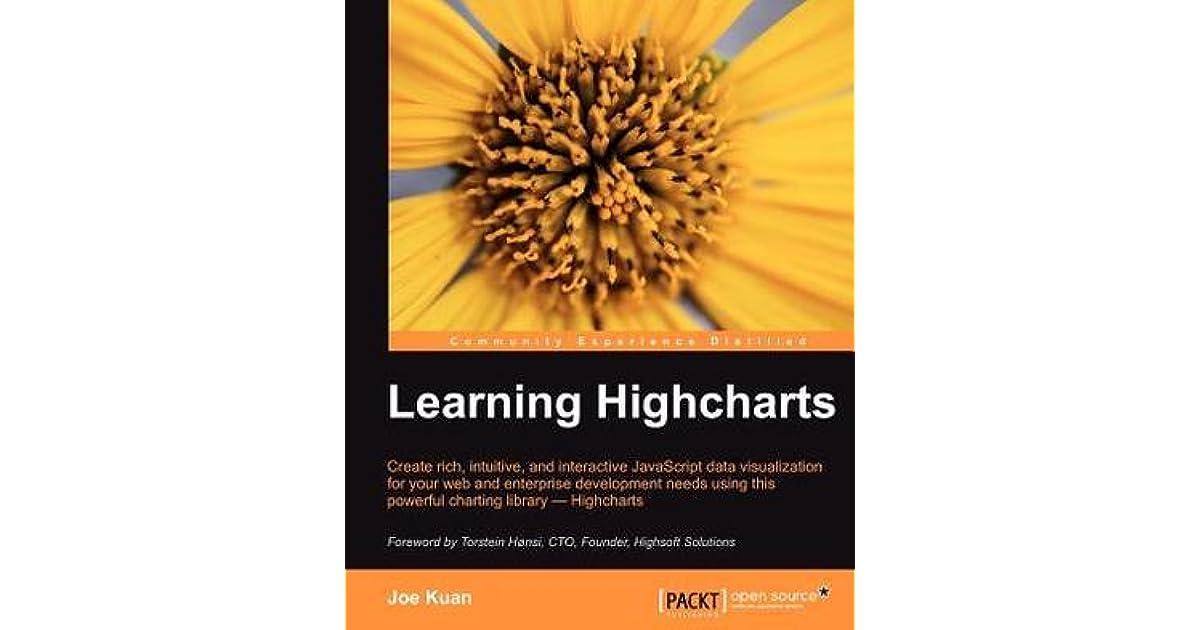 Learning Highcharts by Joe Kuan